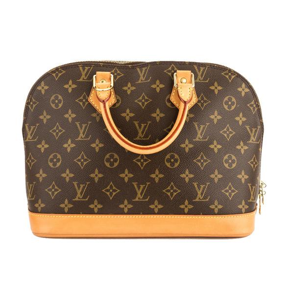 1a95bf1c24b Louis Vuitton Monogram Canvas Alma PM Bag
